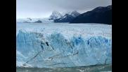 Аржентина - зимни панорами от парка Glaciar Perito Moreno