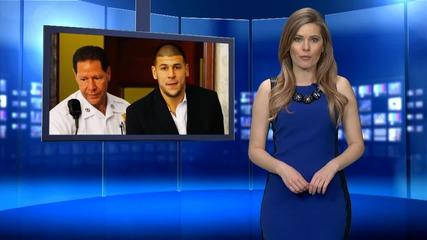 Aaron Hernandez Found Guilty