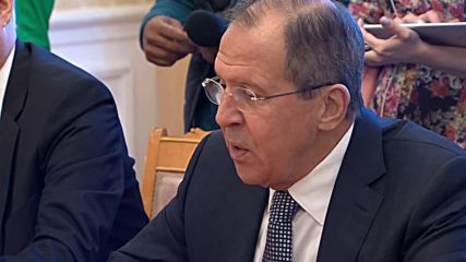 Russia: Lavrov meets with Uruguayan VP in Moscow
