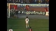ЦСКА - Байерн - Йончев