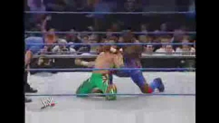 Eddie Guerrero vs Shelton Benjamin