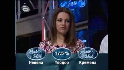 Nevena - 28.music - Idol17 - 05 - 2007