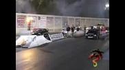 Toyota Supra 700+whp vs Subaru Impreza Wrx Sti 700+whp