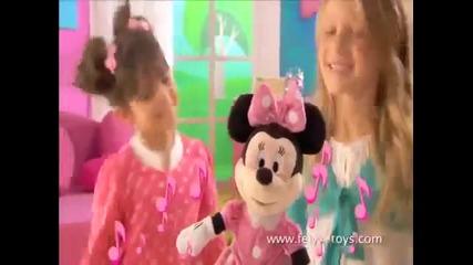 Minnie Mouse разказва приказки на Български Език от Patilanci.bg