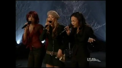 Destinys Child - Christmas Carol Medley Live Motown Christmas