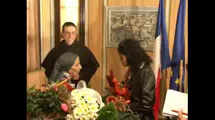 Българка С Ордена На Френския Легион