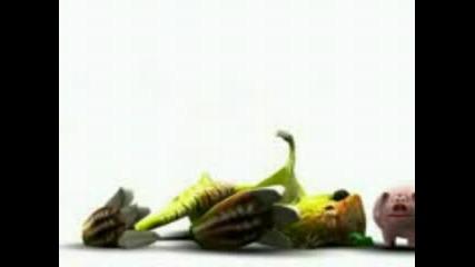 Как са из4езнали динозаврите