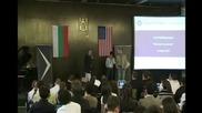 Инстинкт за растеж - Марий Апостолов - StartUP@Blagoevgrad 2012