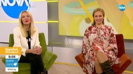 Мария Игнатова и Алекс Раева с комедийно шоу за празника на любовта