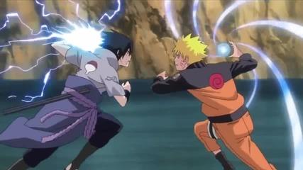 Наруто vs. Саске - Финална Битка!!!