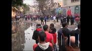 Демонстрации заливат Египет, след като Мурси увеличи правомощията си