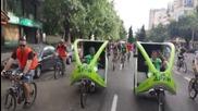 Велошествие по улиците на София 2013 година 31.05.2013