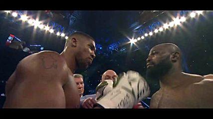 Боксовият сблъсък между Антъни Джошуа и Александър Поветкин на 22 септември по DIEMA XTRА