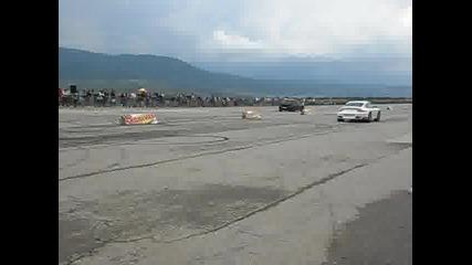 Porsche 996 vs. Vw Golf 4 V6t