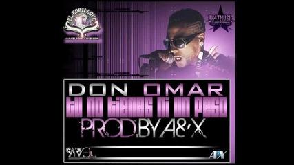 Don Omar - Tu No Tienes Ni Un Peso (idon 2)