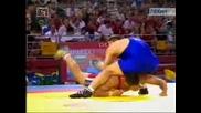 Явор Янакиев с бронзов медал в Пекин