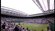 Wimbledon 2015 final Djokovic-federer