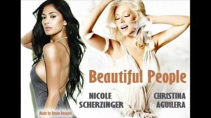 New!!! Nicole Scherzinger feat. Christina Aguilera - Beautiful People