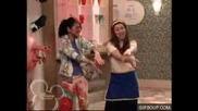 Aleks i Xarpar tancyvat