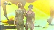 Live* Преслава и Галена - Хайде откажи ме