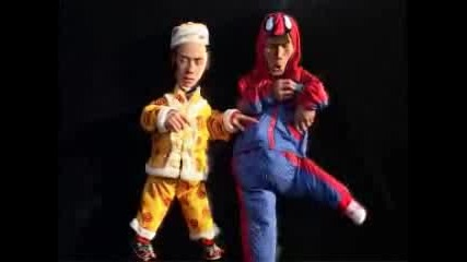 Two Chinese Boys - We Will Rock You