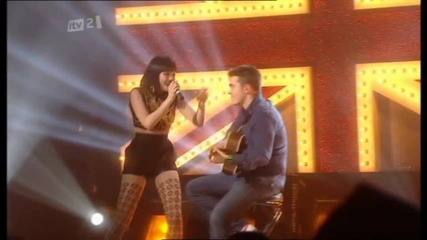 Brit Awards 2011 - Jessie J - Do It Like A Dude / 14.01.11 /