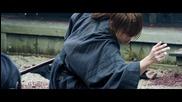 Kenshin vs Soujiro - Rurouni Kenshin: Kyoto Inferno