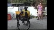От нищо - нещо! От колело - бръкма, Истинско Pr0 ! Неземен талант!