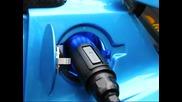 100 - Пълен - Електрик - спортна кола