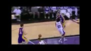 Kobe Bryant 29 points Lakers Win Kings 2008 Hd Mvp! split1