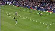 Евертън - Арсенал 0:2 /Първо полувреме/