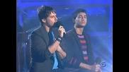 Евровизия 2008 Испания - Jorge Gonzalez Y Daniel - Cuando Nadie Me Ve