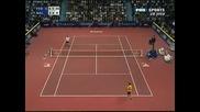 Atp Basel 2008 : Федерер - Налбандиан | последни точки