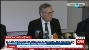 Самолет със 150 души се разби във Франция, няма оцелели