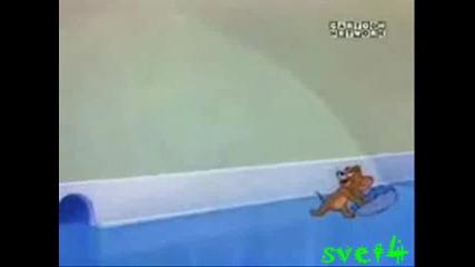 Луда Пародия 100%смях Tom and Jerry Простотията