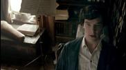 Шерлок / Sherlock - Водопадът Райхенбах - Сезон 2 Епизод 3 ( Част 1/ 3 ) Бг Аудио