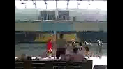 приморско волейбол (чехия - полша)