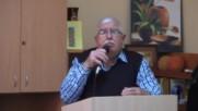 Исус Христос подготвя Своите апостоли за раздялата - Пастор Фахри Тахиров