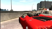 Ferrari Подлуди Полицията