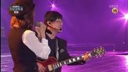 Kim Chang Wan Band & Seohyun - Memory Below the Window @ 151230 Kbs Music Festival