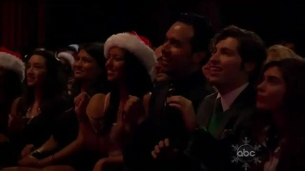 (hd) Mariah Carey - When Christmas Comes (live Abc Christmas Special)