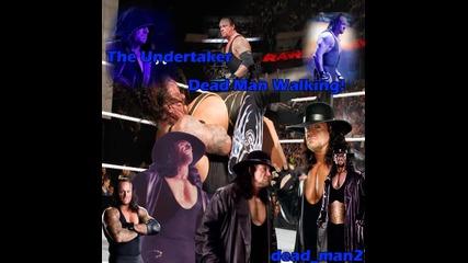 The Undertaker - 2010 Entrace Song 2010 - Dead Man Walking!