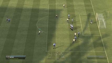 Fifa 13 - Training Free Kick