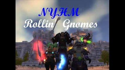 Nyhm - Rollin Gnomes