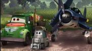 1|2 Самолети - Бг аудио / от 2013г. ( създадено от студиото Walt Disney ) .
