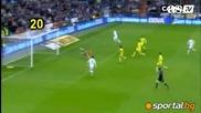 38-те гола на Кристиано Роналдо преди последният кръг в Примера