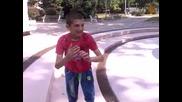 Сашко в фонтана 2