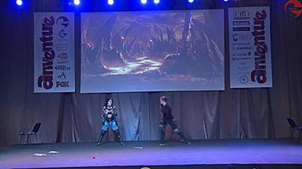 Mortal Kombat X - Cosplay (aniventure 2016) Nakama