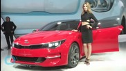 Kia Novo Concept Hints At Korean Brand's Next-Gen Compacts