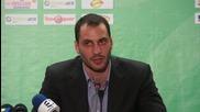 Матей Казийски напусна националния отбор заедно с Радо Стойчев
